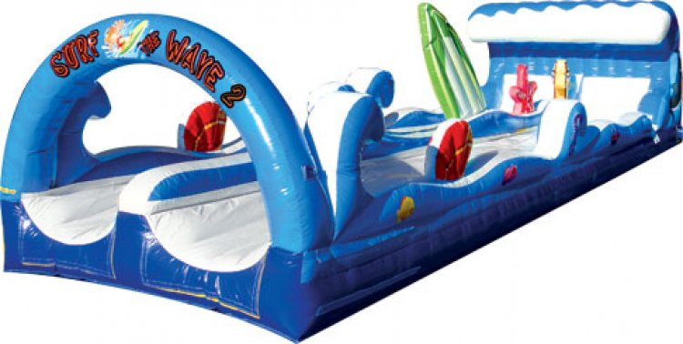 Surf The Wave Slip N/ Slide