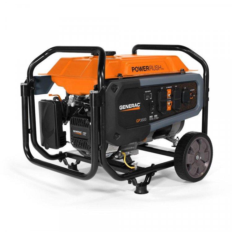 3600W Ryobi Generator