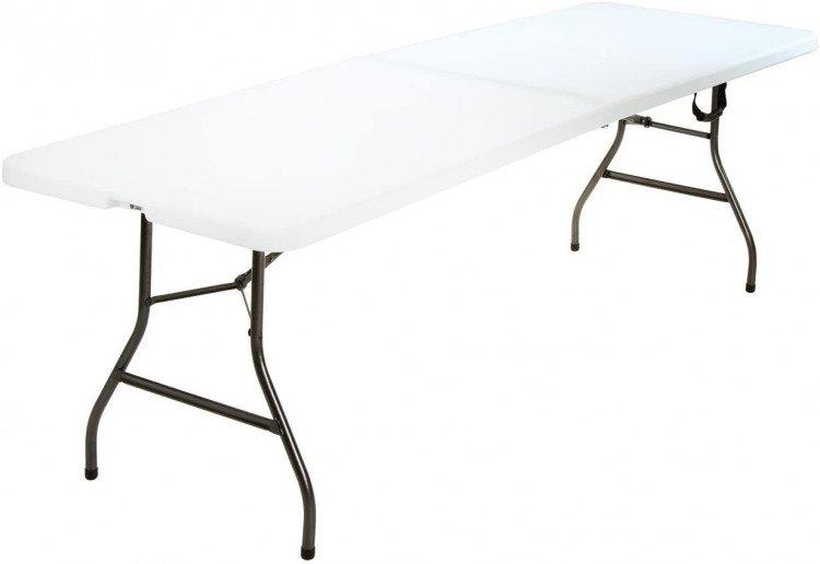 8' Rectangular Table (Plastic)